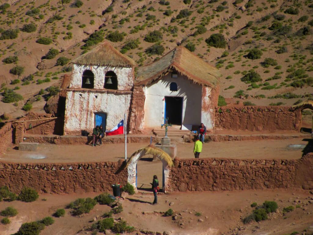 El pueblo de Machuca - Sueños Viajeros