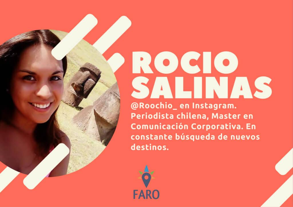 Rocío Salinas - Sueños Viajeros