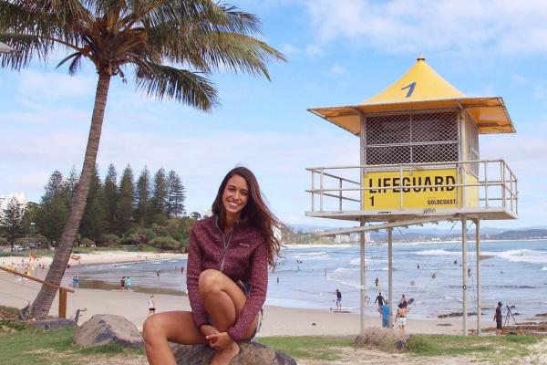 Camila Da Silva en Australia - Sueños Viajeros