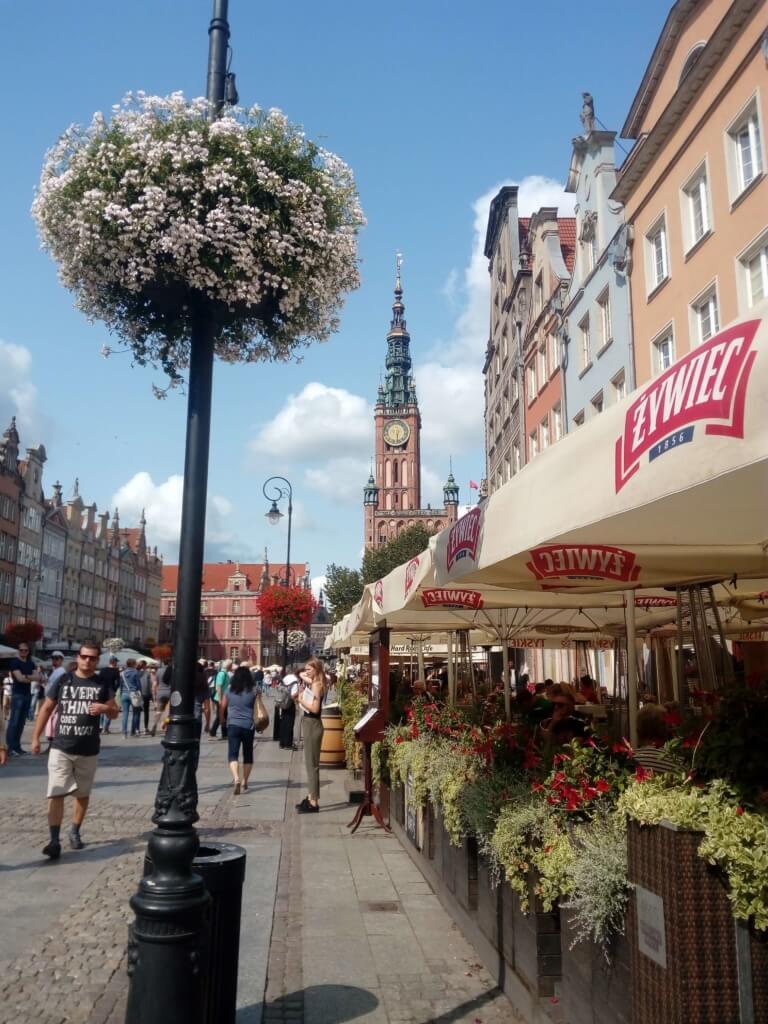 Dlugi Targ en Gdansk - Sueños Viajeros