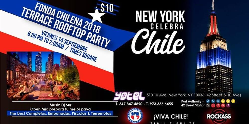 Fiestas Patrias en Nueva York - Sueños Viajeros