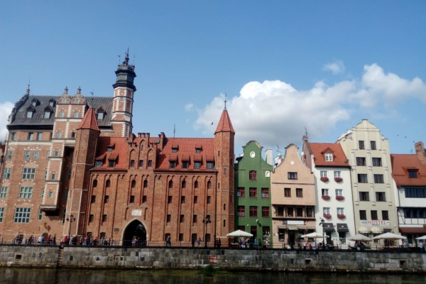 Gdansk, Polonia - Sueños Viajeros
