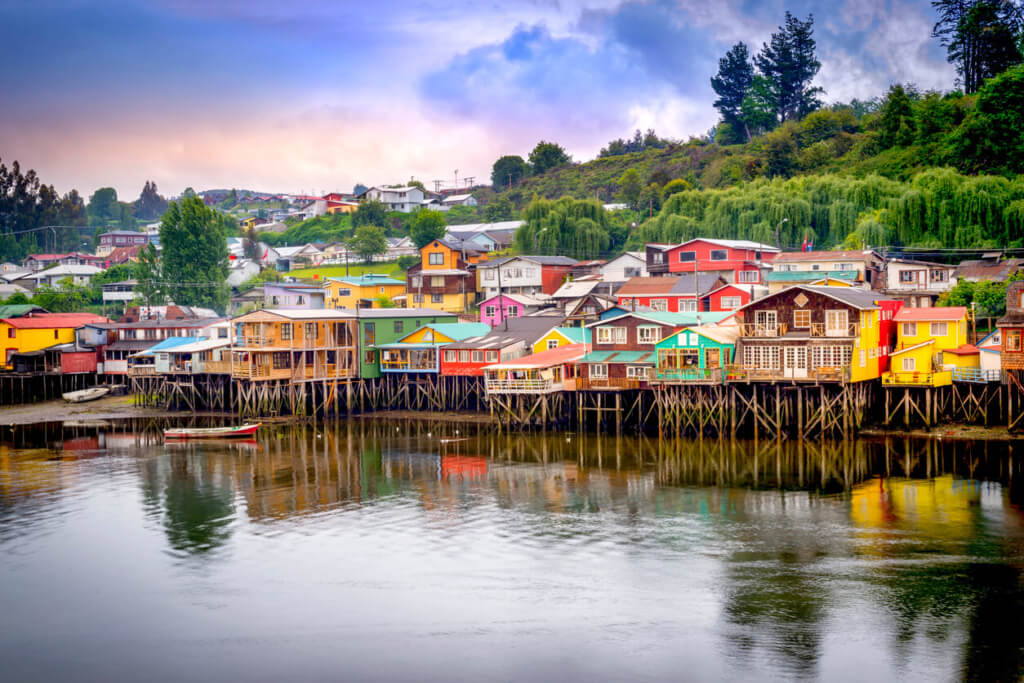 Isla de Chiloé - Sueños Viajeros
