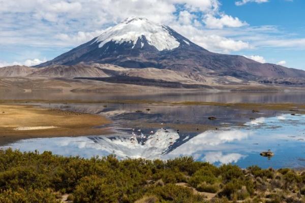 Lago Chungará - Sueños Viajeros