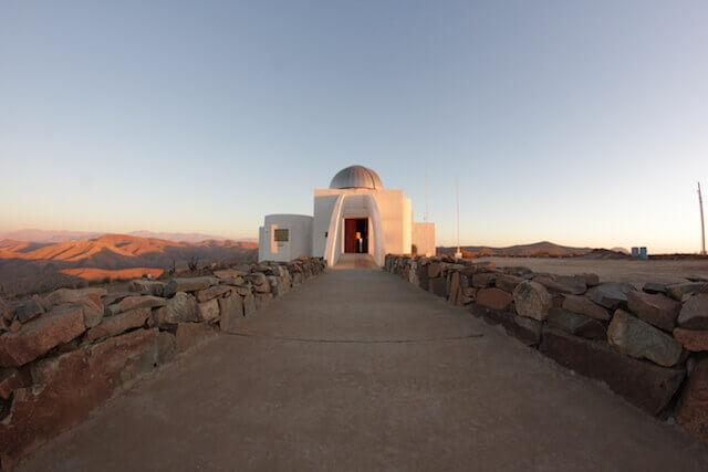 Observatorio Collowara - Sueños Viajeros