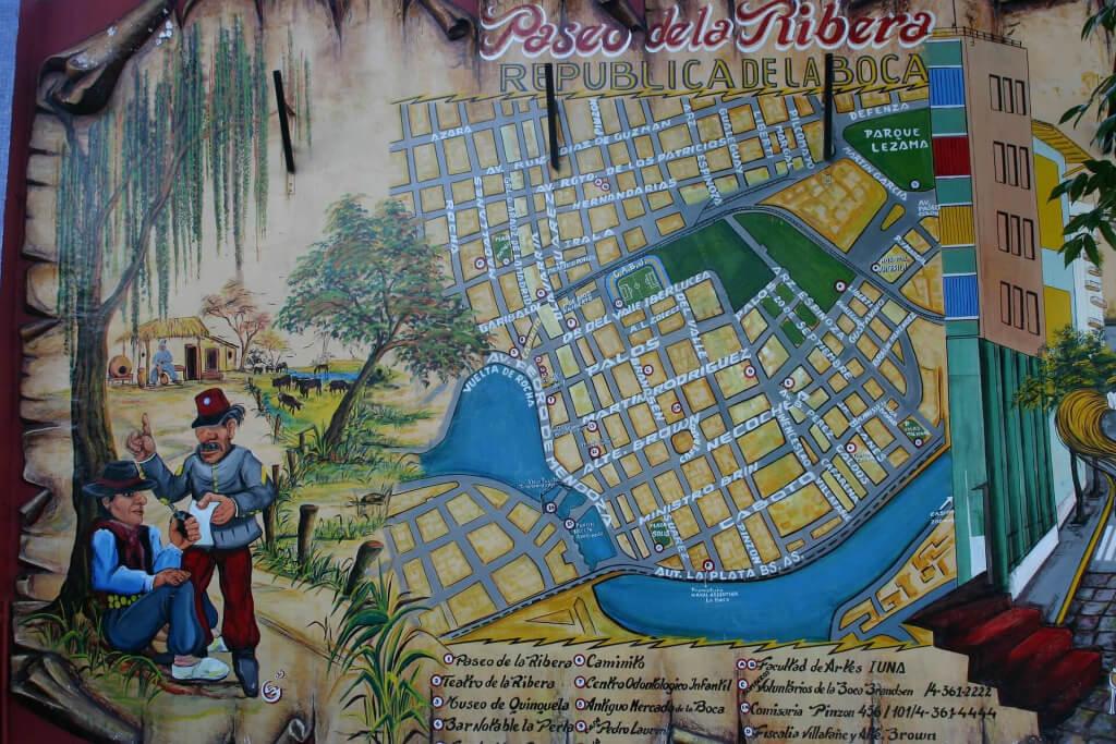 Arte urbano en Buenos Aires, Argentina - Sueños Viajeros