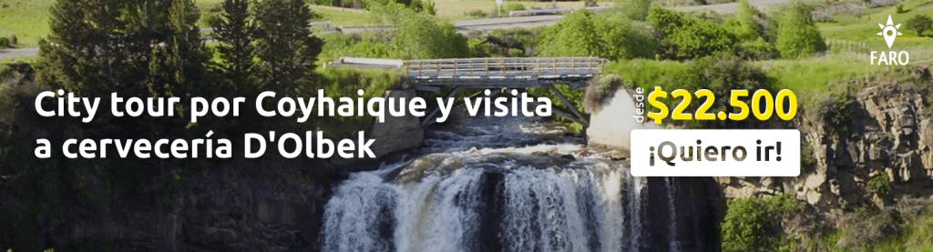 Paseo por el día a la cervecería D'Olbek en Coyhaique - Sueños Viajeros