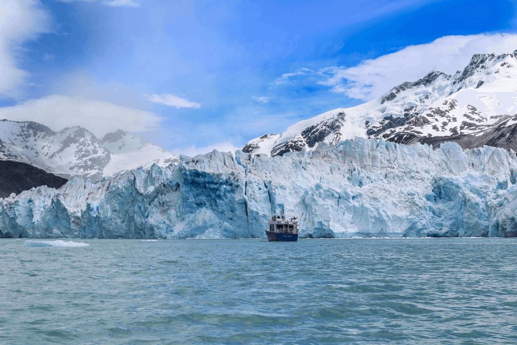 Glaciar O'Higgins - Sueños Viajeros