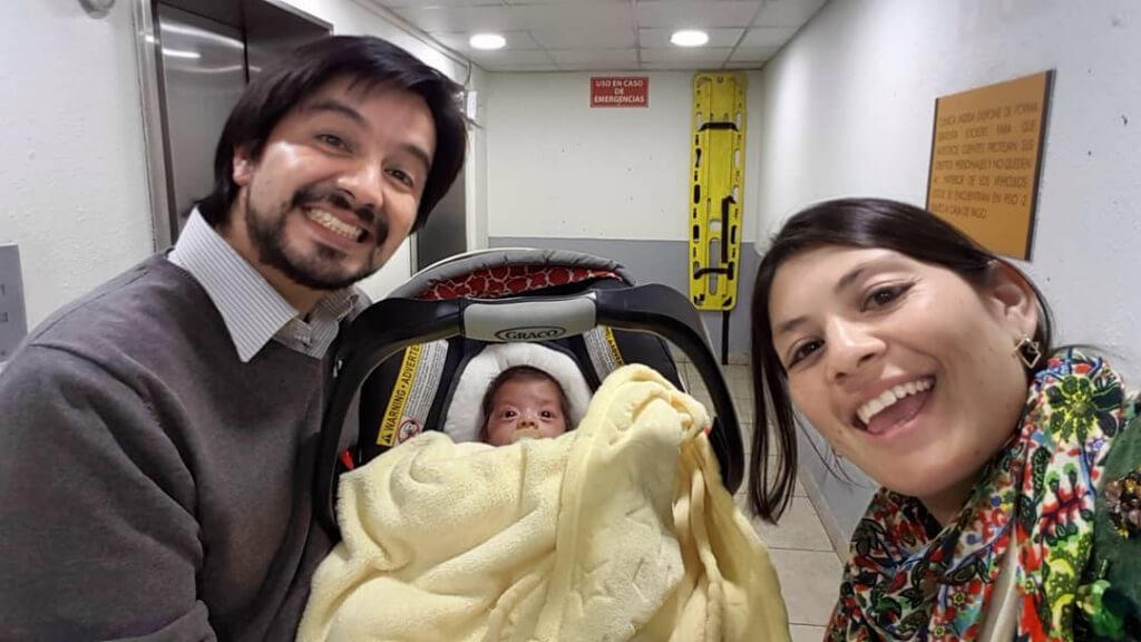La familia viajera - Sueños Viajeros