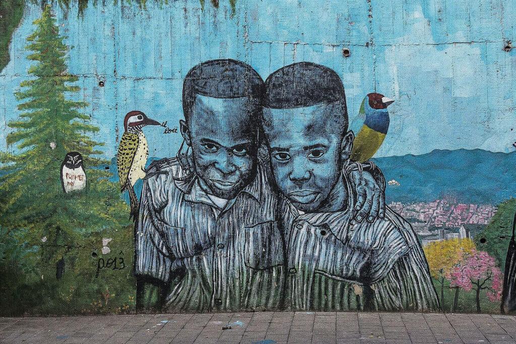 Arte urbano en Medellín, Colombia - Sueños Viajeros