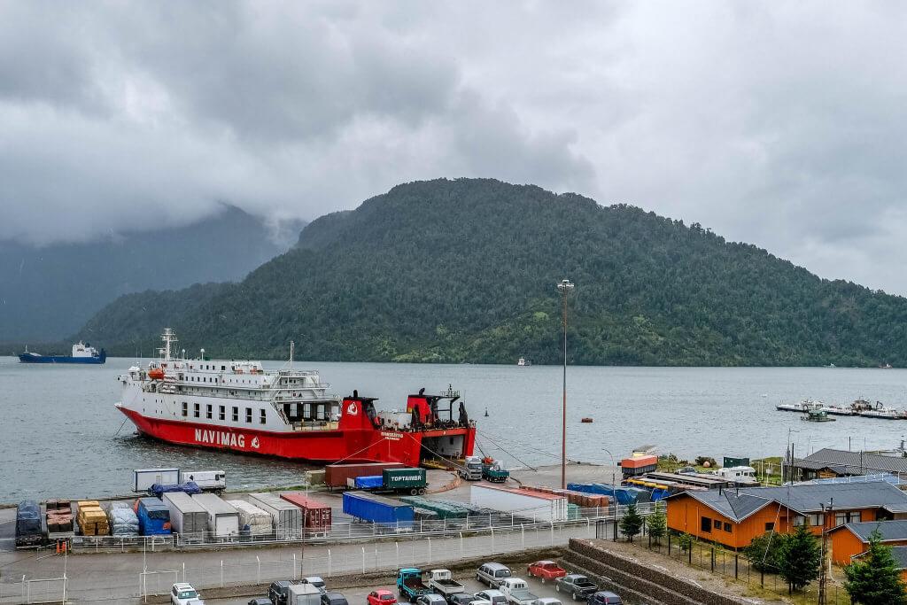 Puerto Chacabuco - Sueños Viajeros