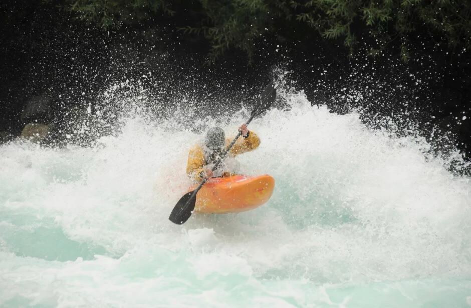 Rafting en el río Futaleufú - Sueños Viajeros