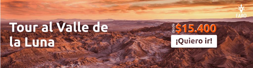 Tour al Valle de la Luna - Sueños Viajeros