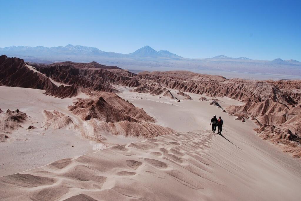 Valle de la Muerte - Sueños Viajeros