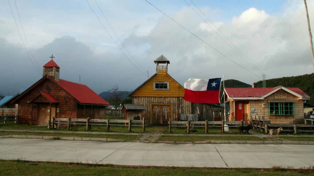Villa O'Higgins - Sueños Viajeros