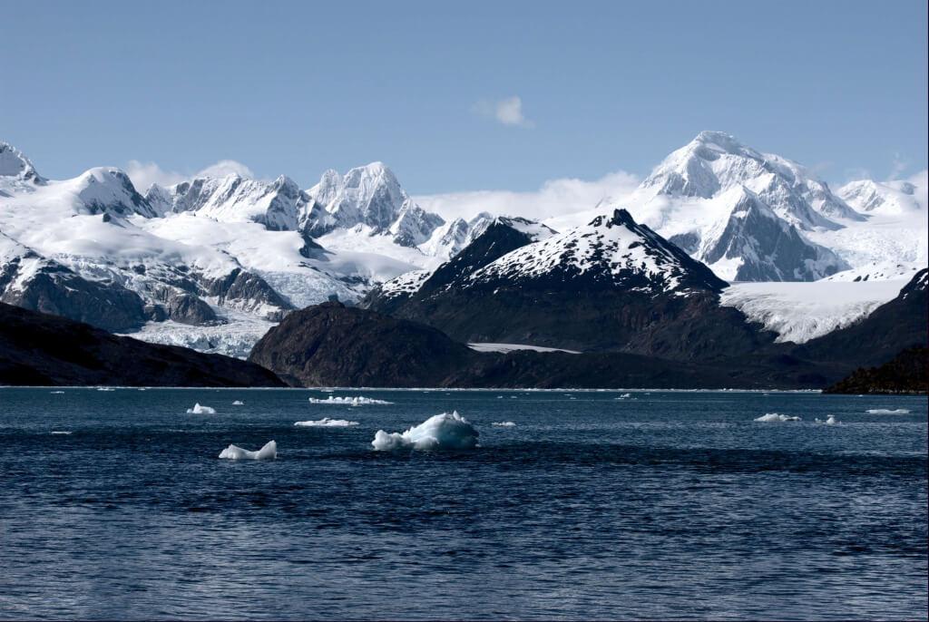 Glaciar Marinelli - Sueños Viajeros