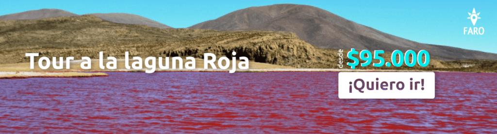 Laguna Roja - Sueños Viajeros
