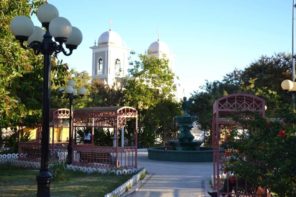 Plaza de Pica - Sueños Viajeros