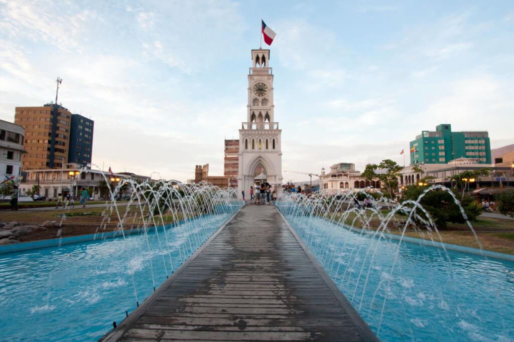 Reloj de Iquique - Sueños Viajeros