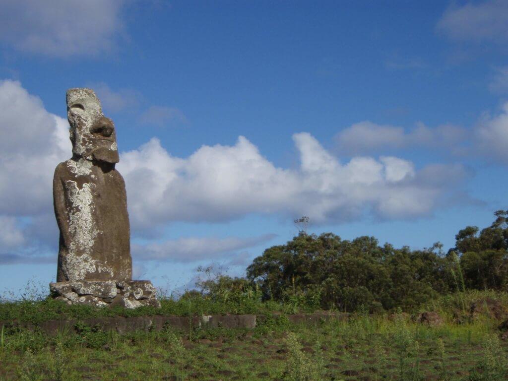 Ahu Huri a Urenga, Isla de Pascua - Sueños Viajeros