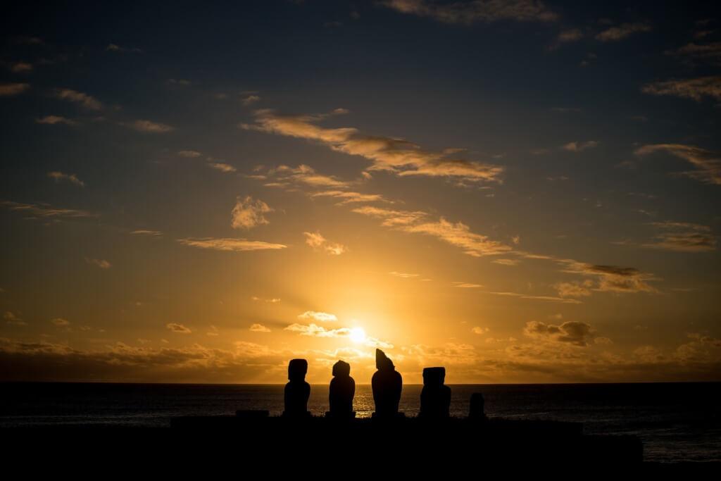 Ahu Tahai, Isla de Pascua - Sueños Viajeros