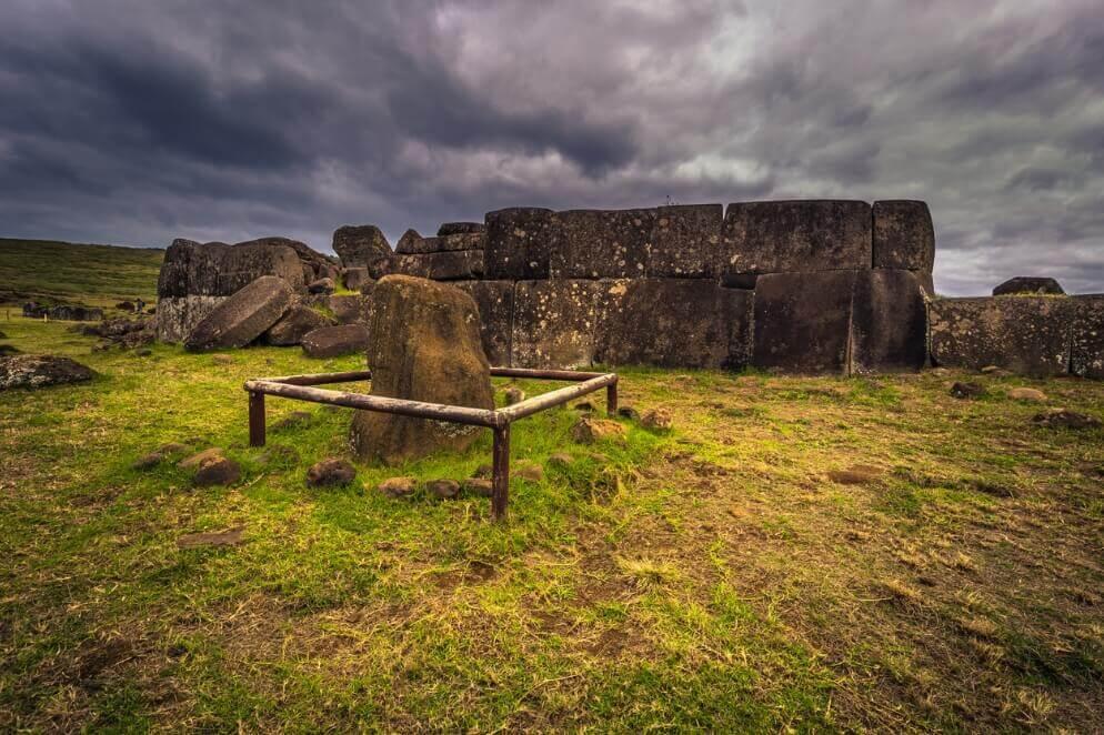 Ahu Vinapu, Isla de Pascua - Sueños Viajeros