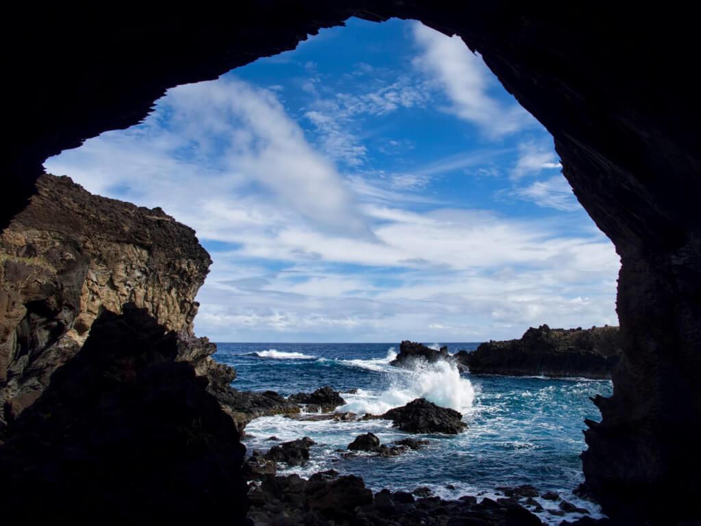 Ana Kai Tangata, Isla de Pascua - Sueños Viajeros