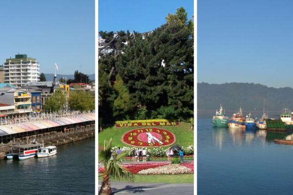 Ciudades para visitar en Chile - Sueños Viajeros