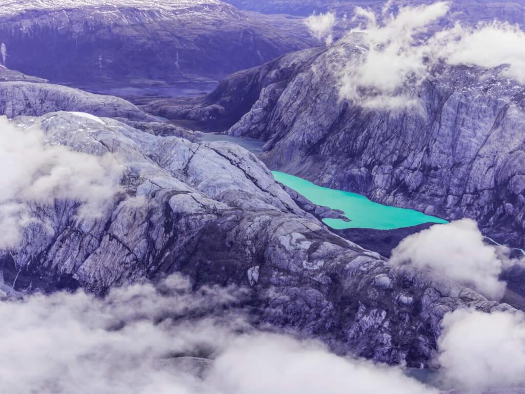 Parque Nacional Kawésqar (Foto crédito: ©Antonio Vizcaíno)