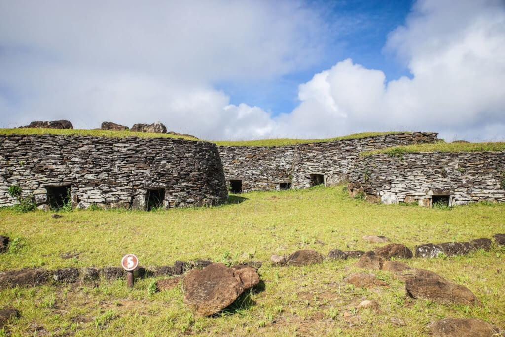 Orongo, Isla de Pascua - Sueños Viajeros