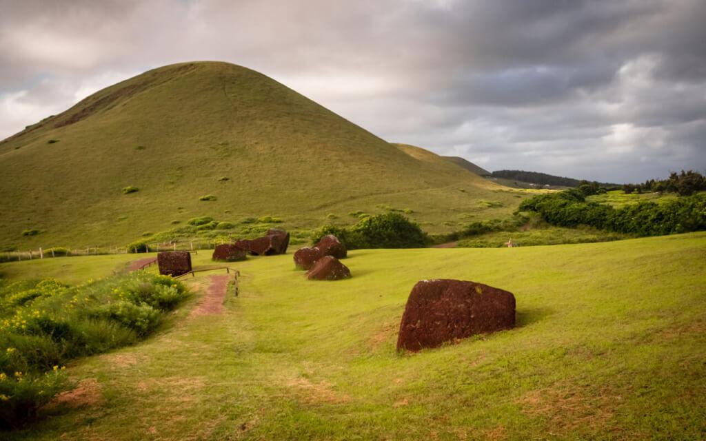 Puna Pau, Isla de Pascua - Sueños Viajeros