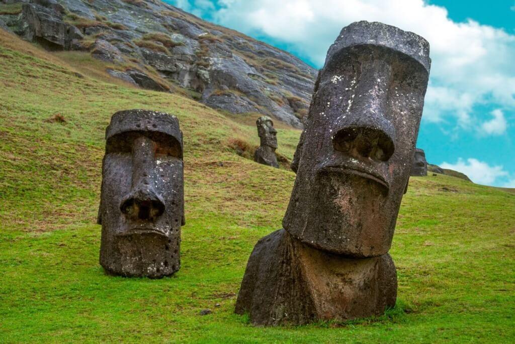 Rano Raraku, Isla de Pascua - Sueños Viajeros