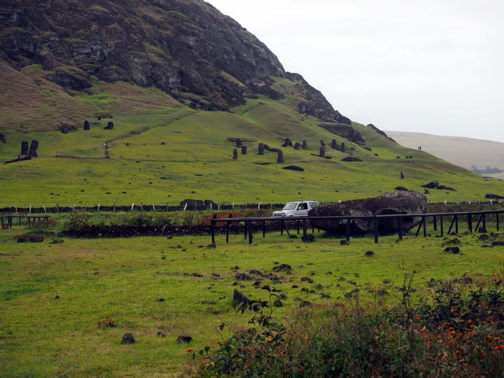 Te ara o te moai, Isla de Pascua - Sueños Viajeros