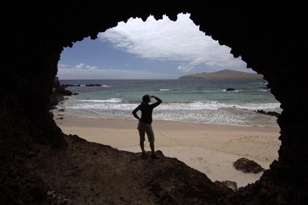 Playa Ovahe, Isla de Pascua - Sueños Viajeros