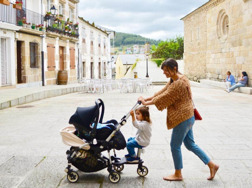 A baby abroad en Viveiro - Sueños Viajeros