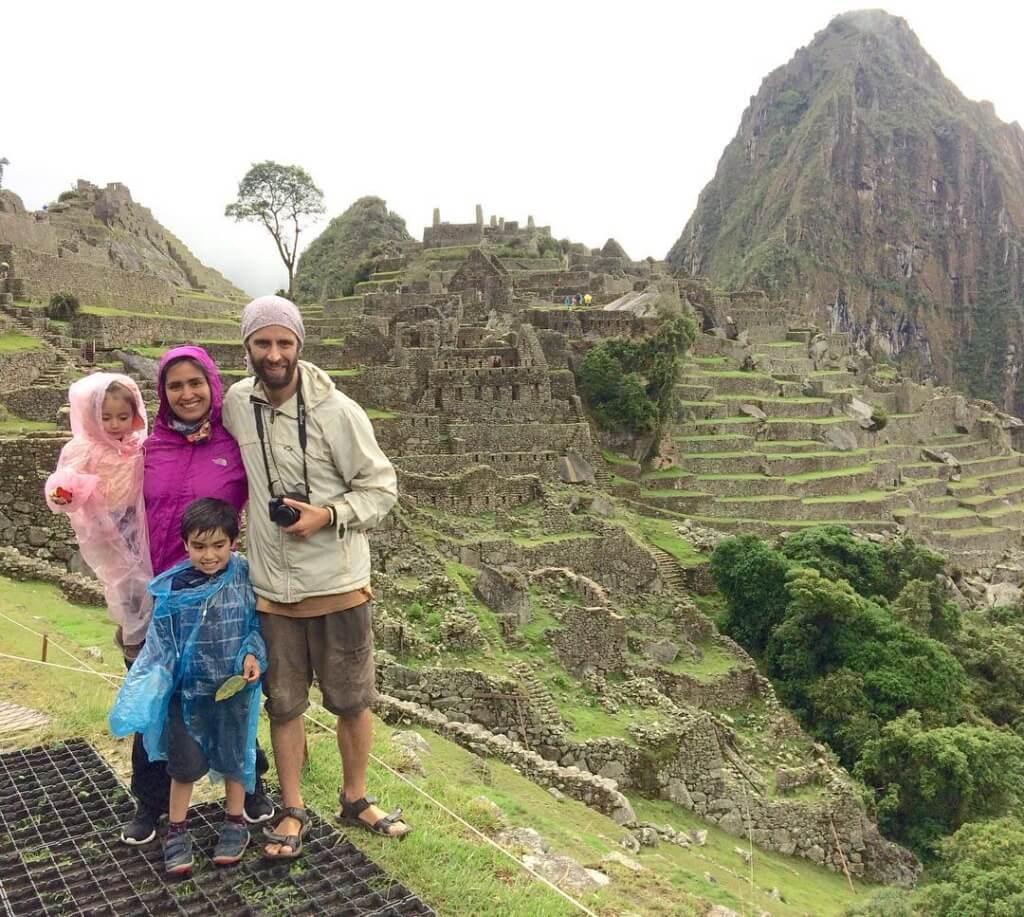 Criando ando viajando en Machu Picchu - Sueños Viajeros
