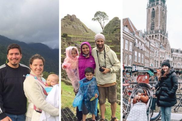 Familias viajeras chilenas - Sueños Viajeros
