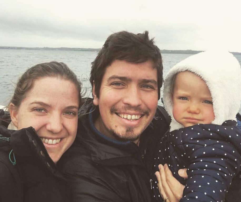 Family viajera en el sur de Chile - Sueños Viajeros