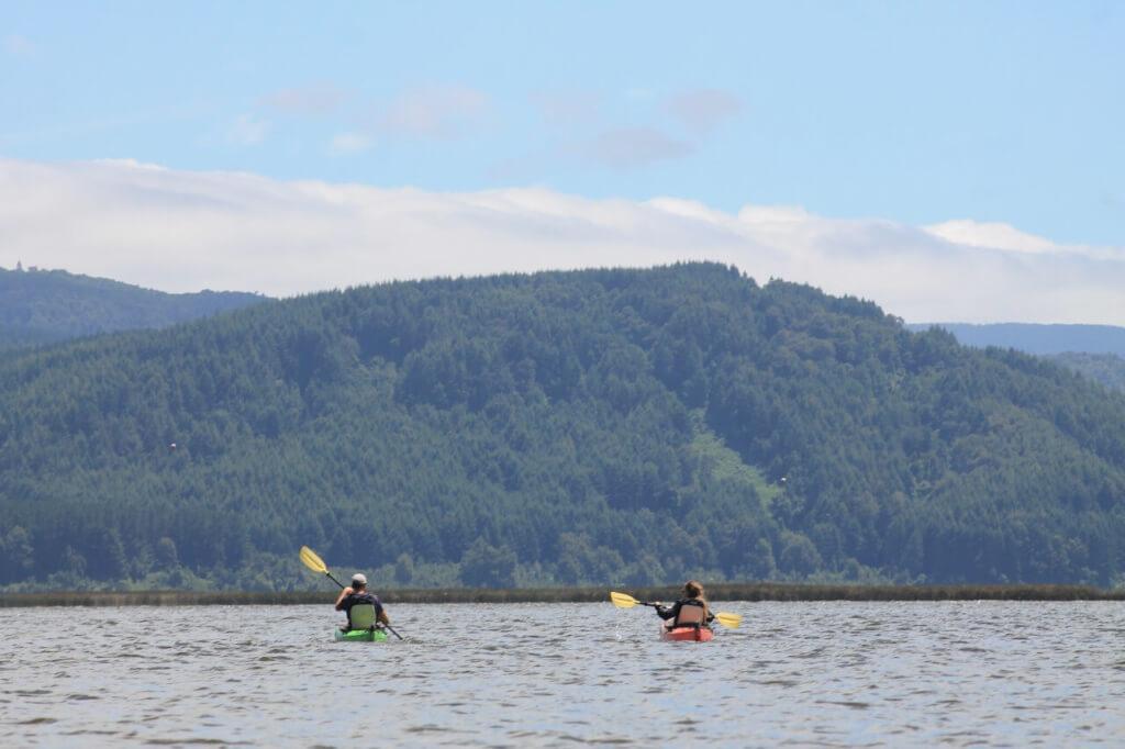 Kayak en Valdivia - Sueños Viajeros