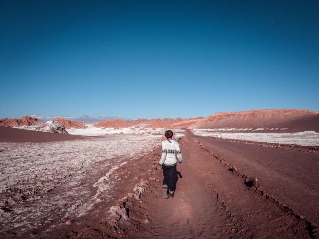 Valle de la Luna - Sueños Viajeros