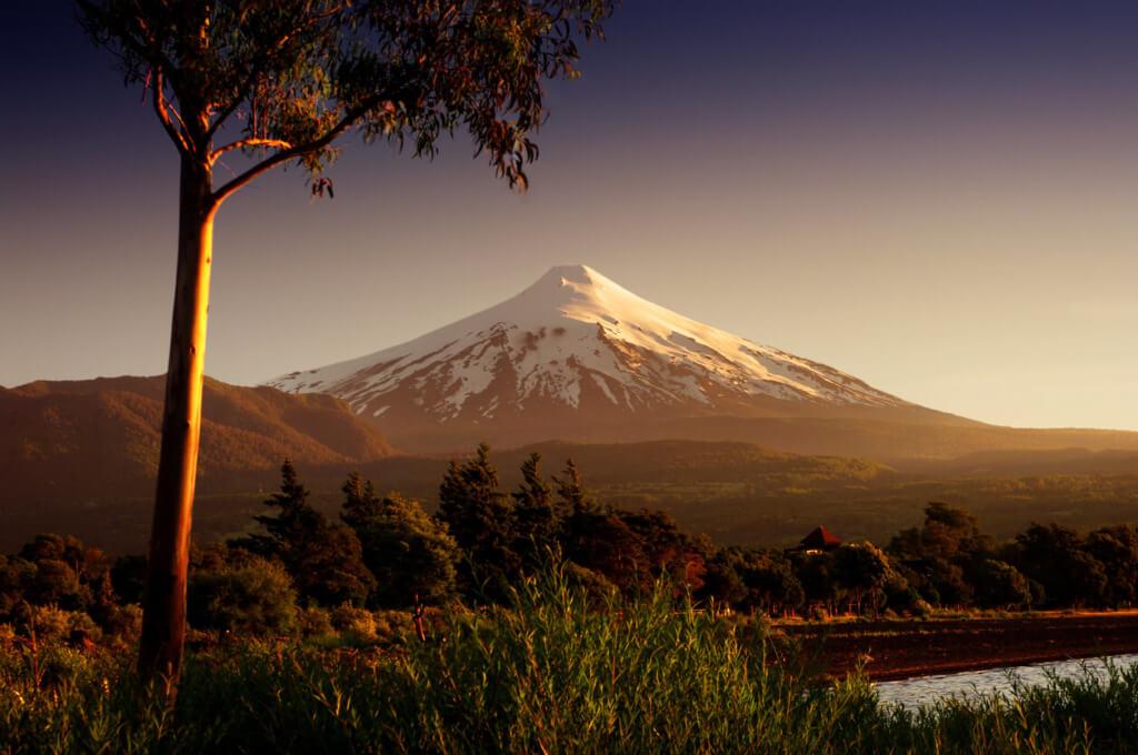 Volcán Villarrica - Sueños Viajeros