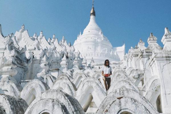 Viajero Faro: Andrea Tapia en Myanmar