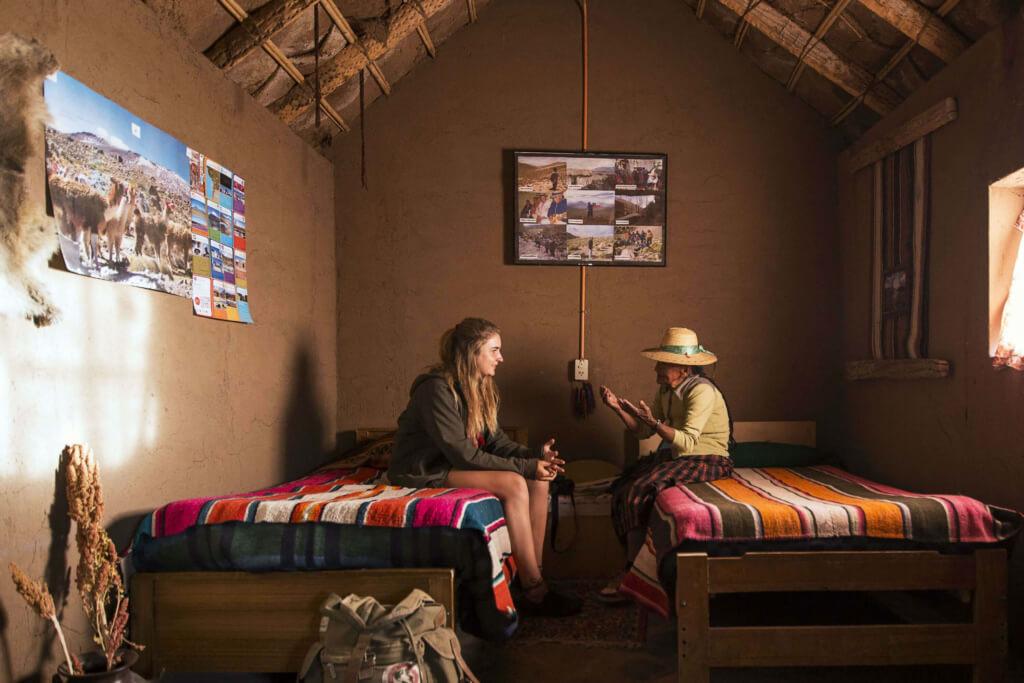 FOTO 2 Mujer en Turismo