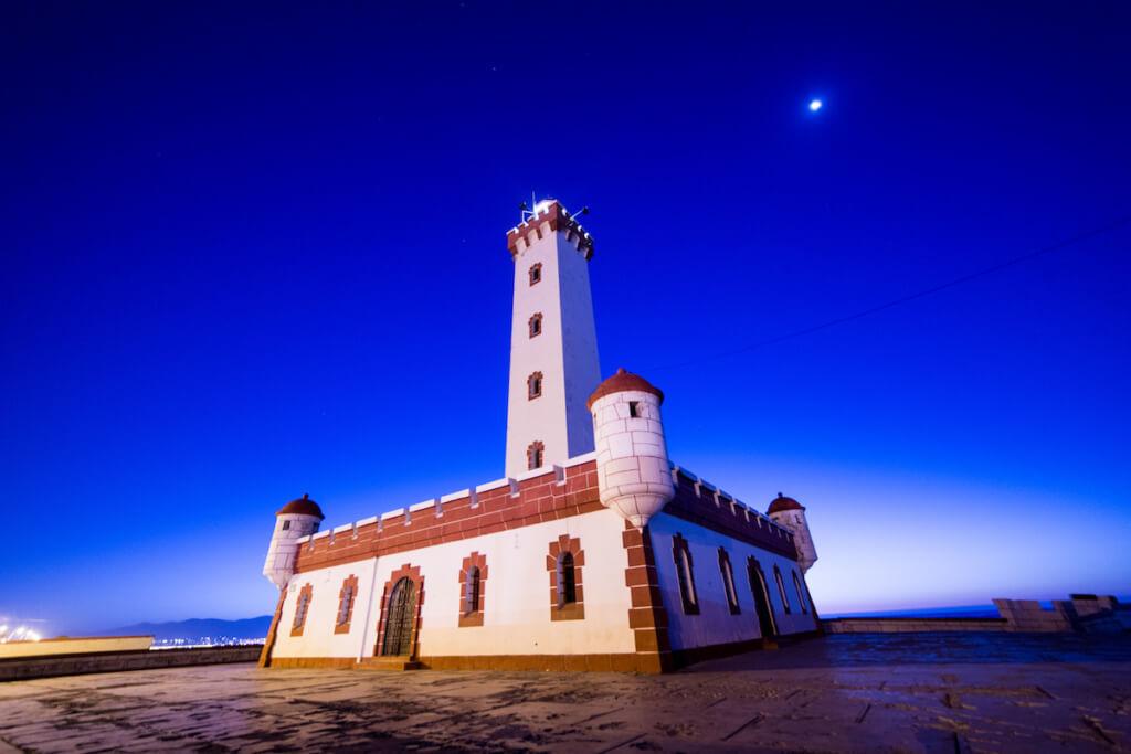 Faro Monumental en La Serena