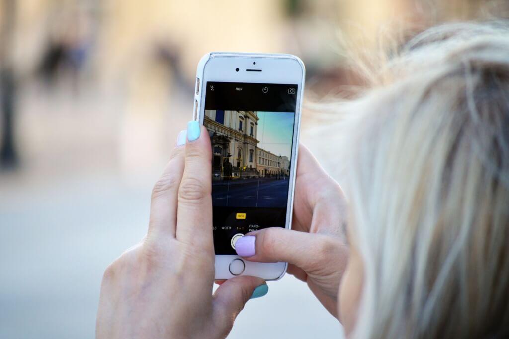 Fotografia celular