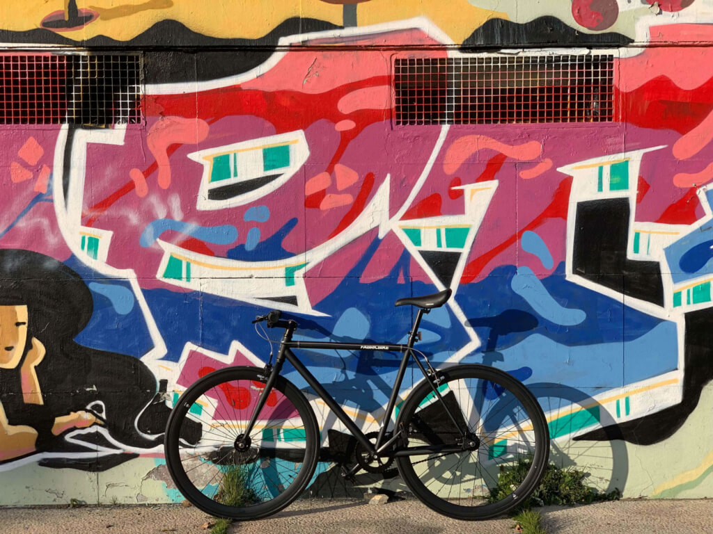 Tour en bici por Valparaíso