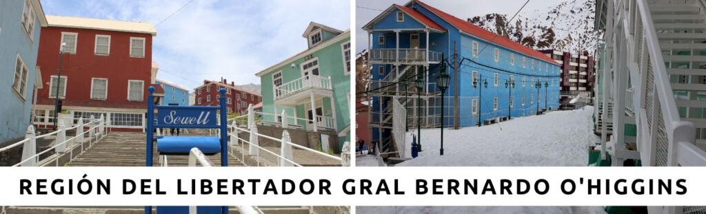 Tours en Región del Libertador General Bernardo O'Higgins con Faro Travel