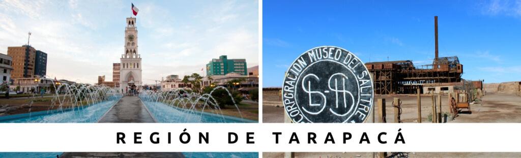 Tours en Región de Tarapacá con Faro Travel