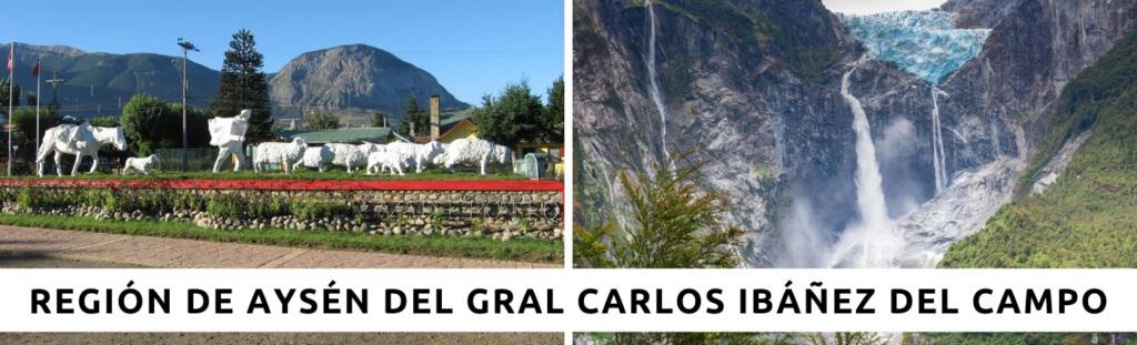 Tours en Región de Aysén del General Carlos Ibáñez del Campo con Faro Travel