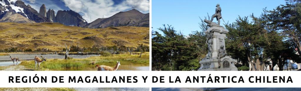 Tours en Región de Magallanes y de la Antártica chilena con Faro Travel